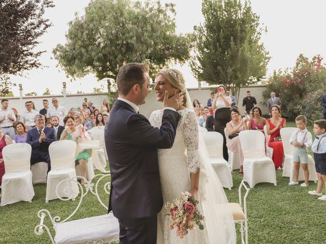 La boda de Jairo y Rocio en La Algaba, Sevilla 44