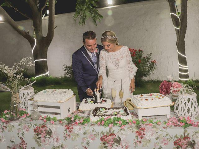 La boda de Jairo y Rocio en La Algaba, Sevilla 46