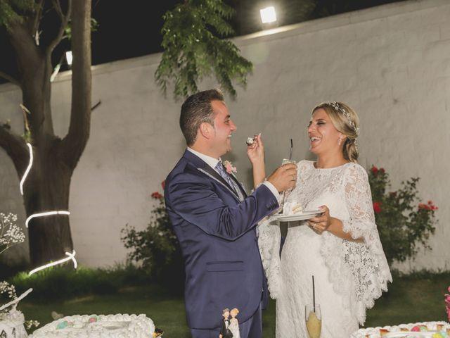 La boda de Jairo y Rocio en La Algaba, Sevilla 48