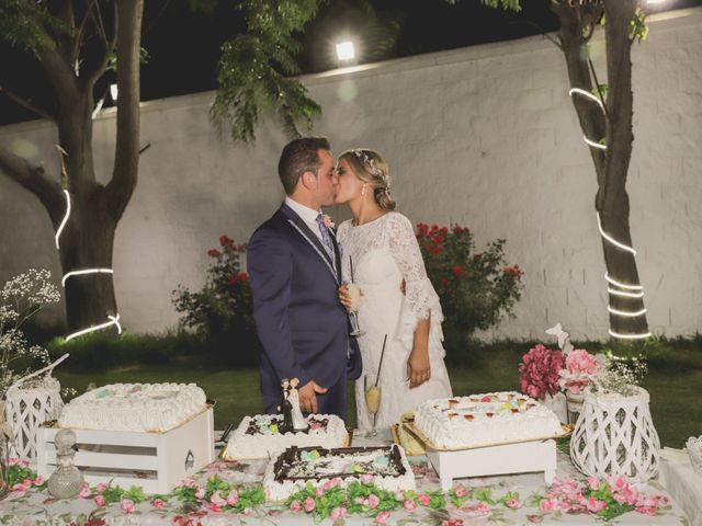 La boda de Jairo y Rocio en La Algaba, Sevilla 50