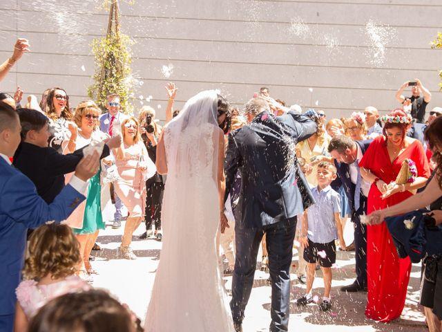 La boda de Sindo y Eva en Madrid, Madrid 38
