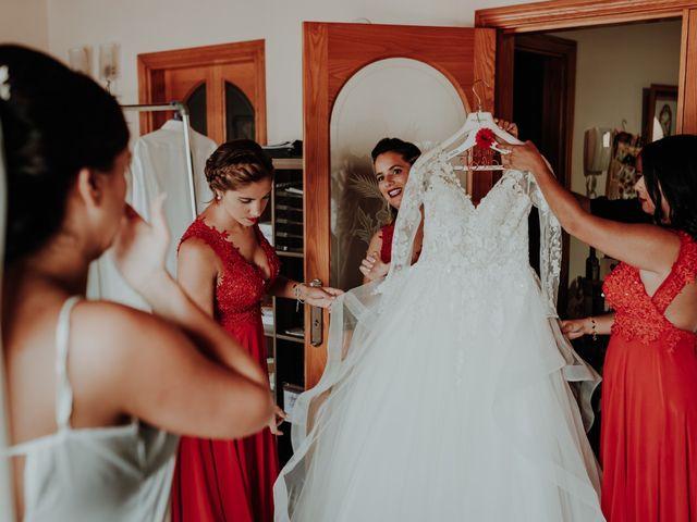 La boda de Alejandro y Noelia en Telde, Las Palmas 23