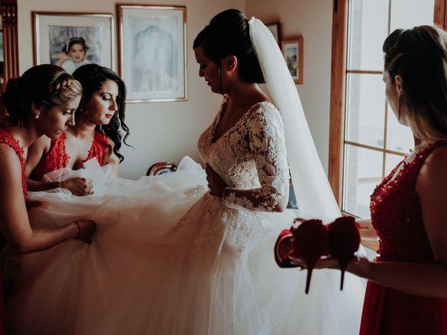 La boda de Alejandro y Noelia en Telde, Las Palmas 27