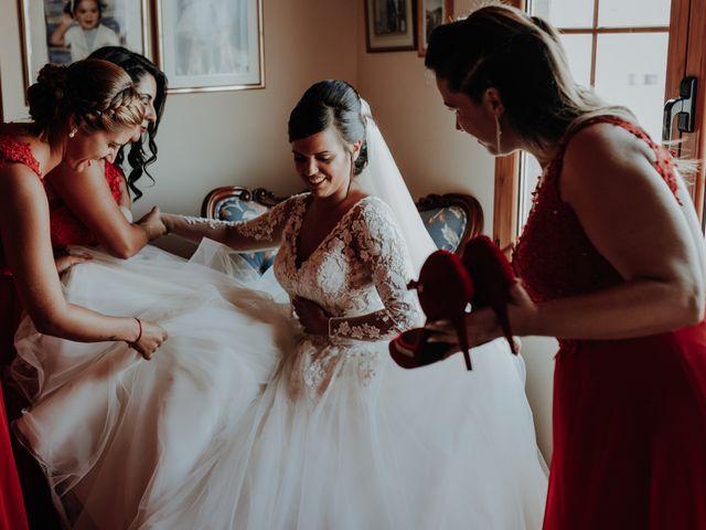 La boda de Alejandro y Noelia en Telde, Las Palmas 28