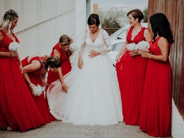 La boda de Alejandro y Noelia en Telde, Las Palmas 40