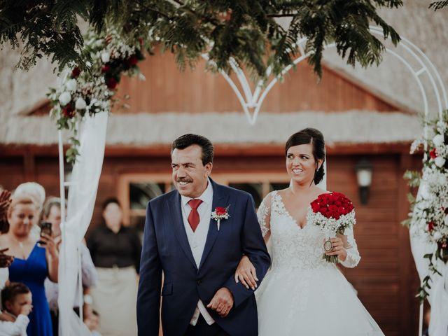 La boda de Alejandro y Noelia en Telde, Las Palmas 42