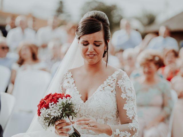 La boda de Alejandro y Noelia en Telde, Las Palmas 45