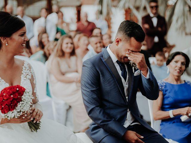La boda de Alejandro y Noelia en Telde, Las Palmas 47
