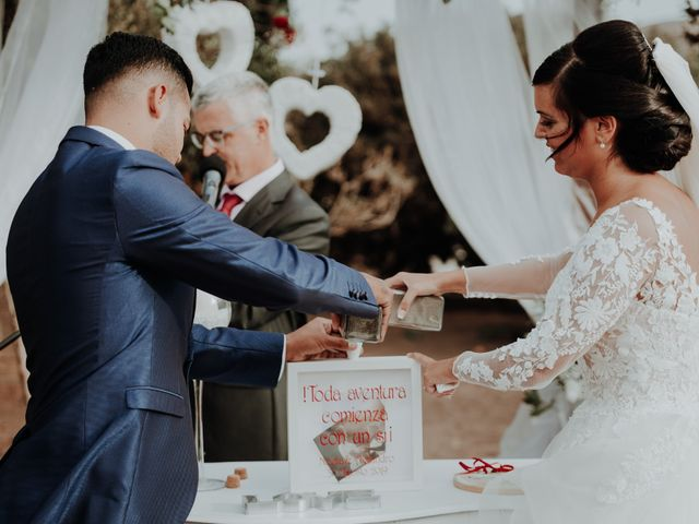 La boda de Alejandro y Noelia en Telde, Las Palmas 49