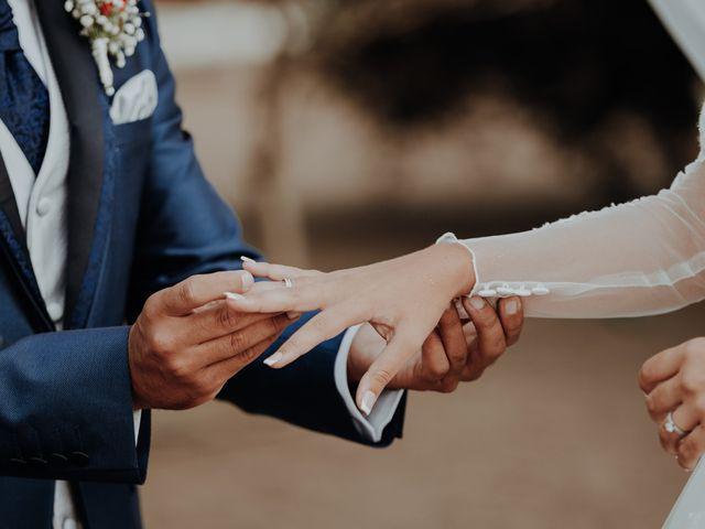 La boda de Alejandro y Noelia en Telde, Las Palmas 52