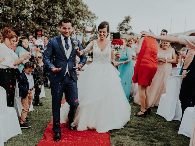 La boda de Alejandro y Noelia en Telde, Las Palmas 55