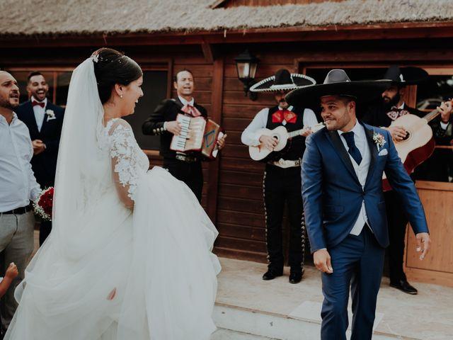 La boda de Alejandro y Noelia en Telde, Las Palmas 57