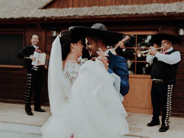 La boda de Alejandro y Noelia en Telde, Las Palmas 58