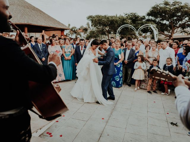 La boda de Alejandro y Noelia en Telde, Las Palmas 59