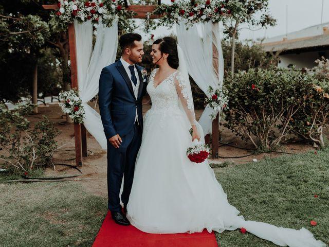 La boda de Alejandro y Noelia en Telde, Las Palmas 60