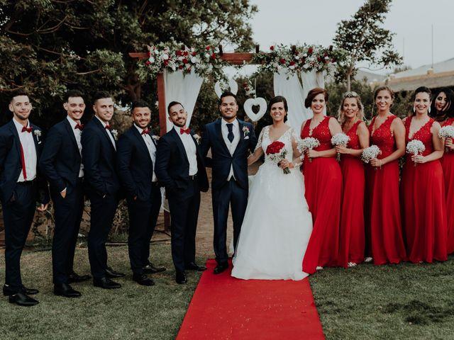 La boda de Alejandro y Noelia en Telde, Las Palmas 61