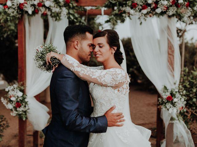 La boda de Alejandro y Noelia en Telde, Las Palmas 66