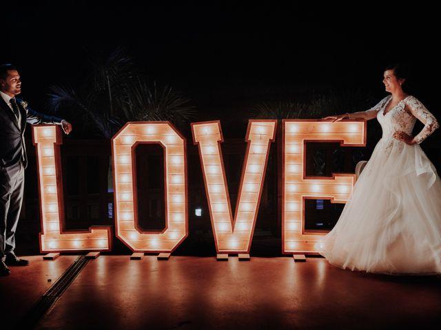 La boda de Alejandro y Noelia en Telde, Las Palmas 69