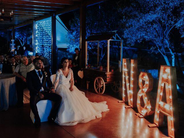 La boda de Alejandro y Noelia en Telde, Las Palmas 73