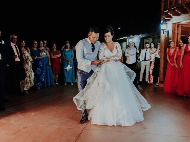 La boda de Alejandro y Noelia en Telde, Las Palmas 75