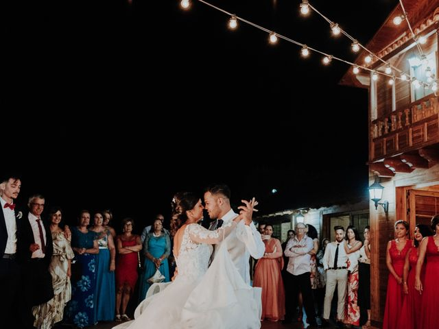 La boda de Alejandro y Noelia en Telde, Las Palmas 76