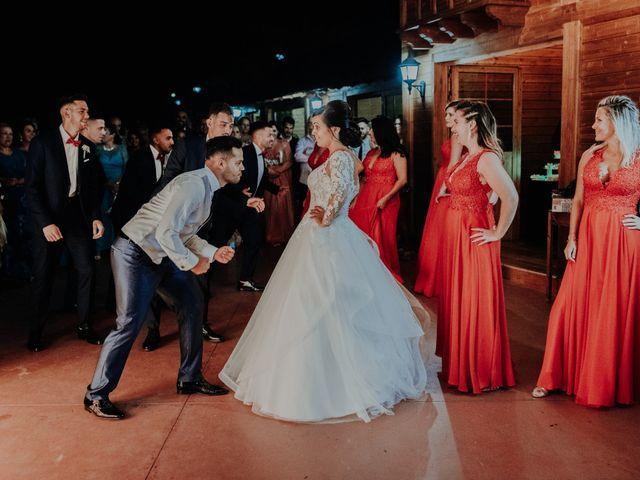 La boda de Alejandro y Noelia en Telde, Las Palmas 77