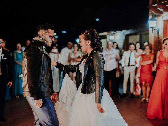 La boda de Alejandro y Noelia en Telde, Las Palmas 78