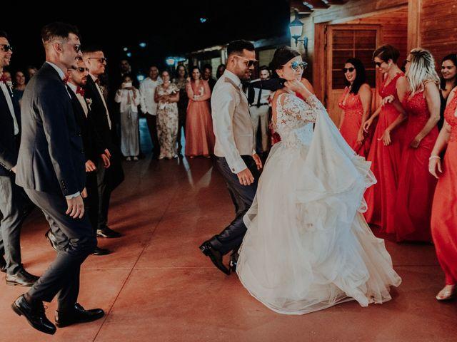 La boda de Alejandro y Noelia en Telde, Las Palmas 79
