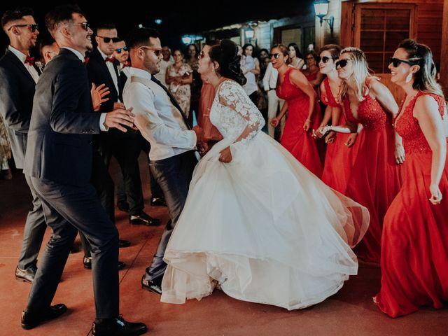 La boda de Alejandro y Noelia en Telde, Las Palmas 80