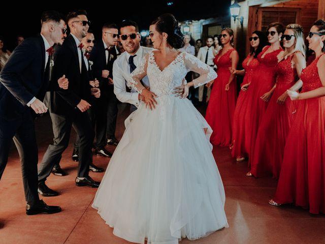 La boda de Alejandro y Noelia en Telde, Las Palmas 81