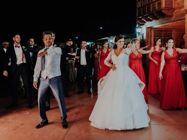 La boda de Alejandro y Noelia en Telde, Las Palmas 82