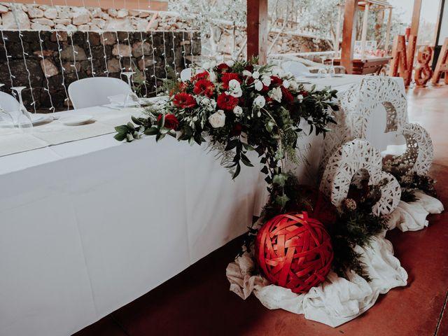 La boda de Alejandro y Noelia en Telde, Las Palmas 84