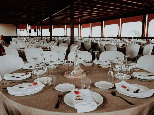 La boda de Alejandro y Noelia en Telde, Las Palmas 86
