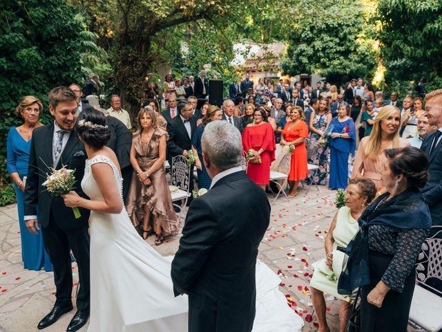La boda de Jose y Raquel en Chinchon, Madrid 13