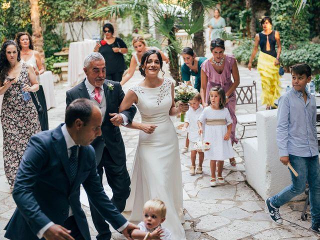 La boda de Jose y Raquel en Chinchon, Madrid 12