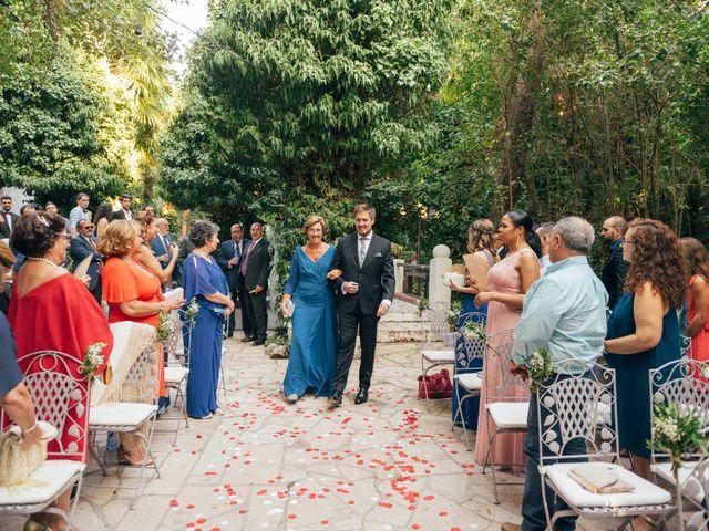 La boda de Jose y Raquel en Chinchon, Madrid 10