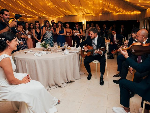 La boda de Jose y Raquel en Chinchon, Madrid 17