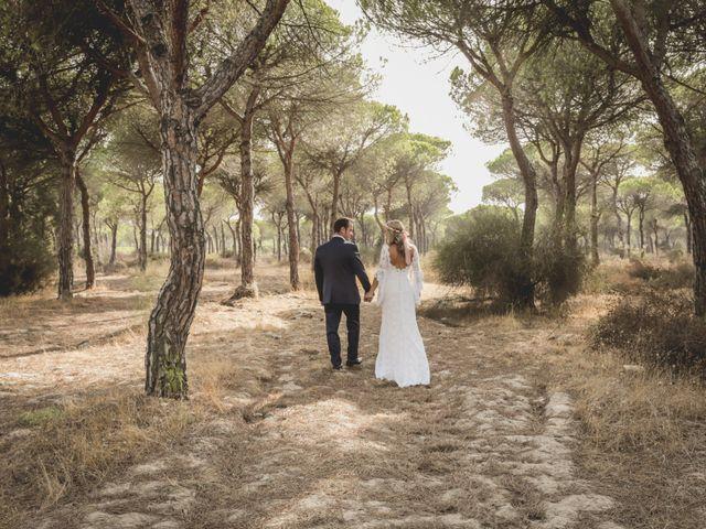 La boda de Jairo y Rocio en La Algaba, Sevilla 54