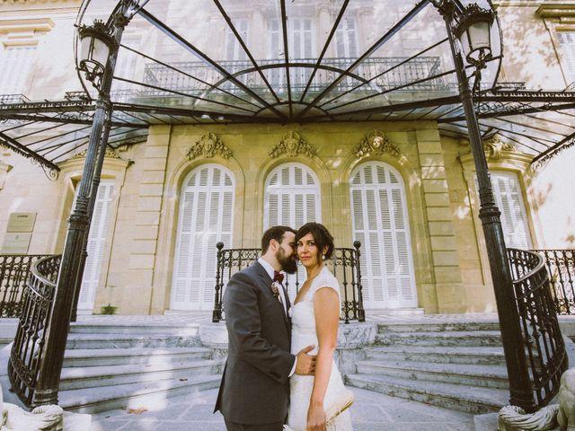 La boda de Ainhoa y Asier