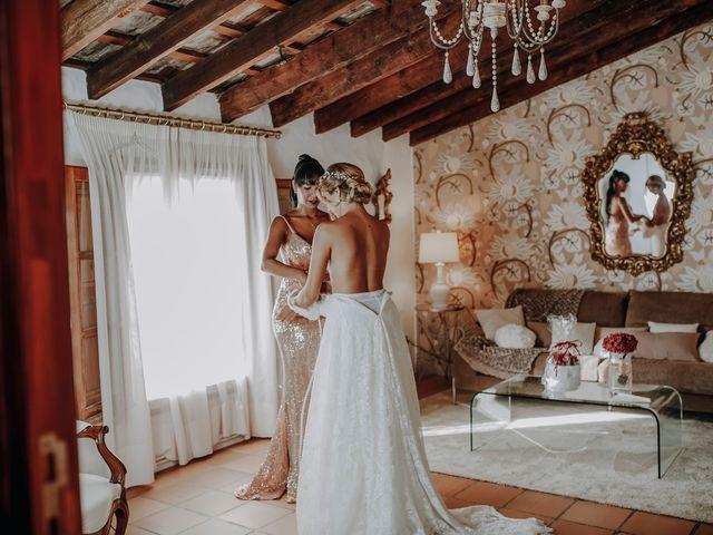 La boda de Javier y Maria en Castelló/castellón De La Plana, Castellón 39