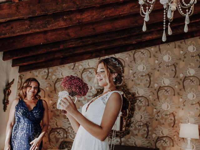 La boda de Javier y Maria en Castelló/castellón De La Plana, Castellón 42