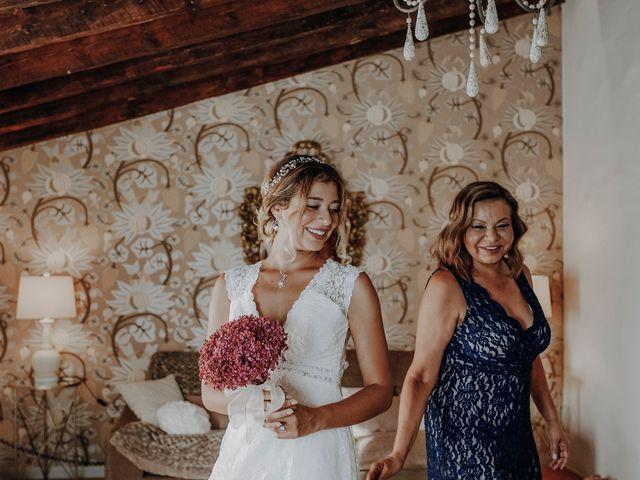 La boda de Javier y Maria en Castelló/castellón De La Plana, Castellón 43