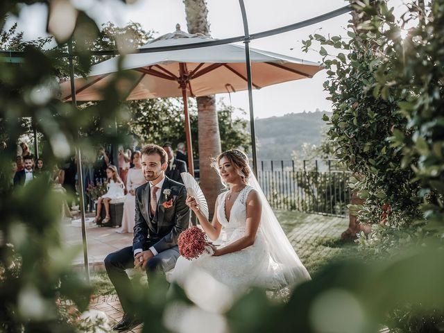 La boda de Javier y Maria en Castelló/castellón De La Plana, Castellón 79