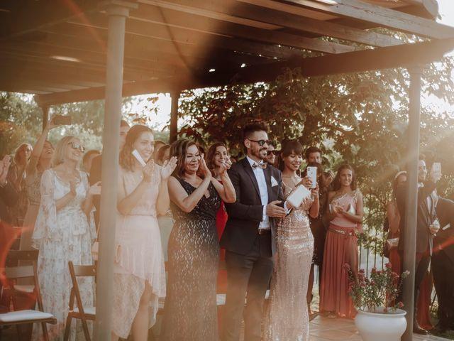 La boda de Javier y Maria en Castelló/castellón De La Plana, Castellón 95