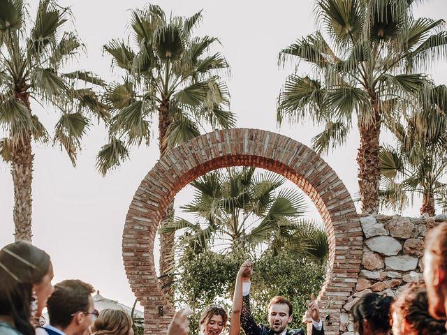 La boda de Javier y Maria en Castelló/castellón De La Plana, Castellón 97