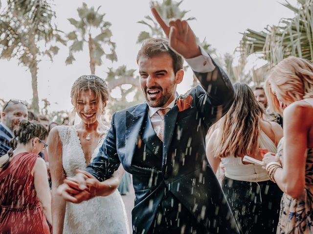 La boda de Javier y Maria en Castelló/castellón De La Plana, Castellón 98