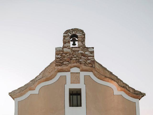 La boda de Javier y Maria en Castelló/castellón De La Plana, Castellón 99