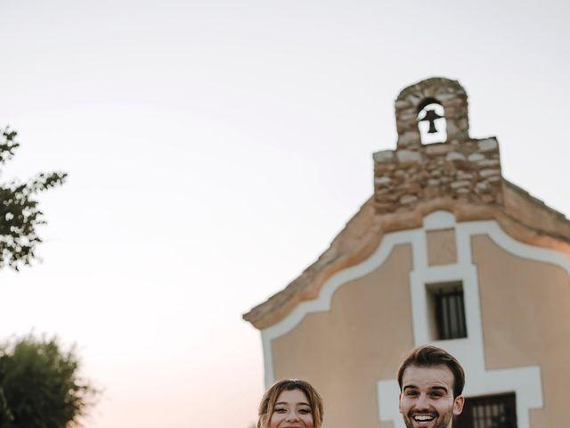 La boda de Javier y Maria en Castelló/castellón De La Plana, Castellón 100