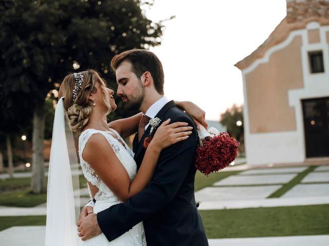 La boda de Javier y Maria en Castelló/castellón De La Plana, Castellón 101