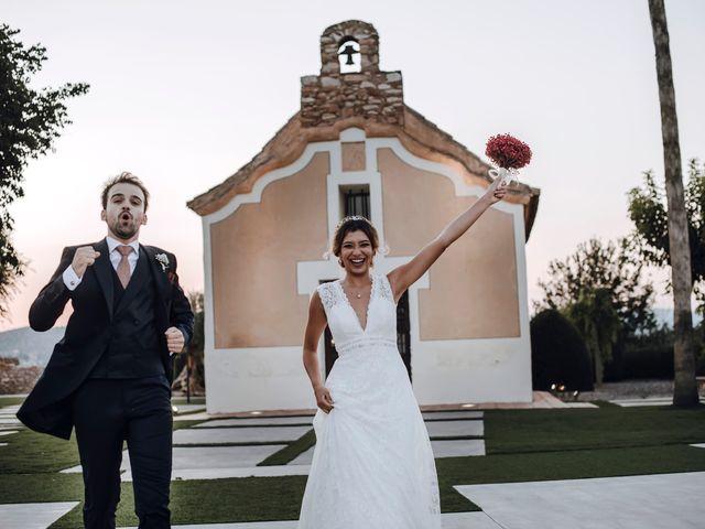 La boda de Javier y Maria en Castelló/castellón De La Plana, Castellón 102